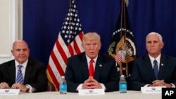 川普總統在美東時間週四下午再度批評北韓