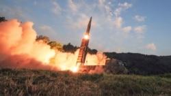 AQSh: Shimoliy Koreya urush nog'orasini chalayapti