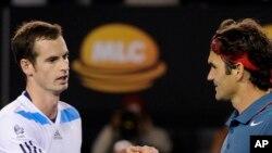 Roger Federer et Andy Murray, qualifiés à Dubaï
