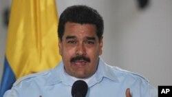 Maduro dijo a los habitantes del Bronx que busca las formas de tener mejores relaciones con Estados Unidos.