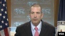 Juru bicara Departemen Luar Negeri Amerika Serikat, Mark Toer (Foto: dok).