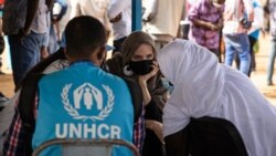 Le plaidoyer d'Angelina Jolie en faveur des réfugiés maliens au Faso