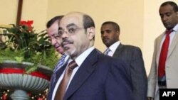 Прем'єр-міністр Ефіопії прибуває на регіональний саміт з питань Сомалі