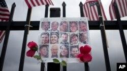 Žrtve terorističkog napada u San Bernardinu