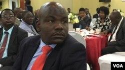 UMayor wako Bulawayo, uMnu. Solomon Mguni.