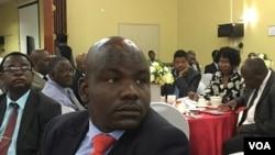 UMayor wako Bulawayo, uMnu. Solomon Mguni