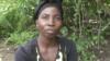 Delfina Zubaire, 28 anos, vítima da insurgência em Cabo Delgado. O seu marido foi decapitado