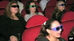 تھری ڈی فلموں سے آنکھوں کو نقصان پہنچ سکتاہے
