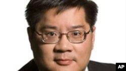 华盛顿传统基金会中国军事问题专家成斌(Dean Cheng)