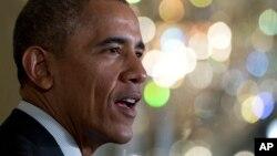 Ibodat va e'tiqod jahonda yaxshilikka xizmat qiladi; insonlarni ezgu amallar sari yetaklaydi; yo'qsillar, muhtoj va kasallarning dardiga malham bo'ladi; tinchlik qaror topishiga zamin hozirlaydi, dedi Obama.