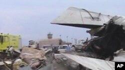 کانگو کا مسافر طیارہ گر کر تباہ