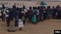 Zanu PF primary elections ...