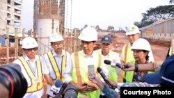 Presiden Joko Widodo memberikan keterangan terkait pengambilalihan proyek tol swasta oleh Pemerintah, Selasa, 21 Juni 2016. (Foto: Biro Pers Kepresidenan)