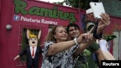 Sólo un 13% de hispanos encuestados acepta al candidato presidencial