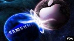 韩国三星公司和苹果公司: 标识