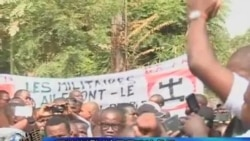 西非共体将讨论马里政治危机