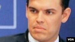 Maksimilijan Čuperski, specijalni pomoćnik Predsednika privatnog Atlantskog Saveta