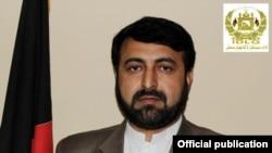 New Helmand Governor Hayatullah Hayat