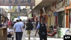 Elitar Çin kommandoları Sincana göndərilib
