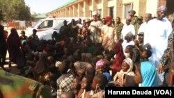 BORNO: Ziyarar kwamitin sa ido na Majalisar Dattawa akan harkokin IDPs