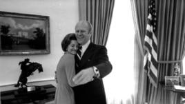 Cựu Tổng thống Gerald Ford và phu nhân Betty Ford