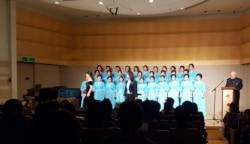 [헬로서울 오디오] 탈북 음악가, 합창단의 '물망초 음악회'