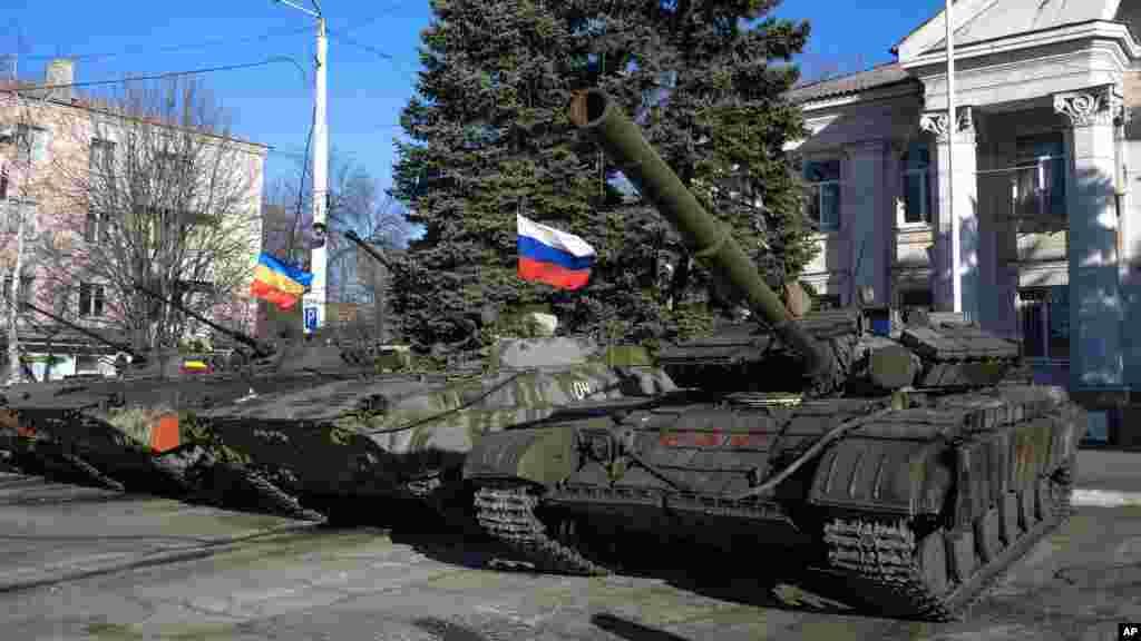 Perevalsk a Ukraine, Nuwamba 5, 2014.