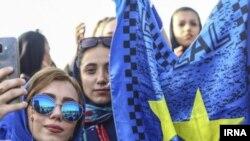 زنان هوادار تیم استقلال تهران، آرشیو