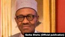 Shugaban Najeriya Muhammad Buhari