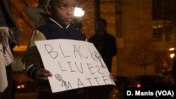 华盛顿示威活动
