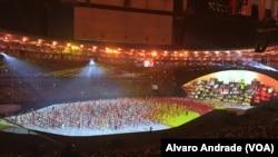 里约奥运会开幕式