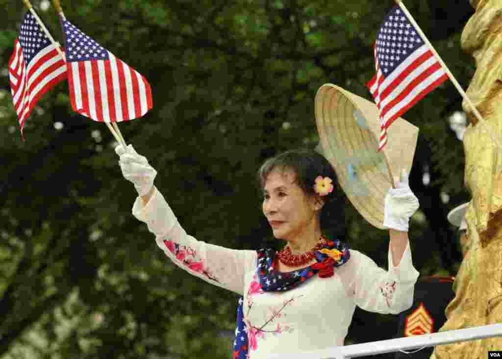 Вьетнамцы, для кого Америка стала второй Родиной