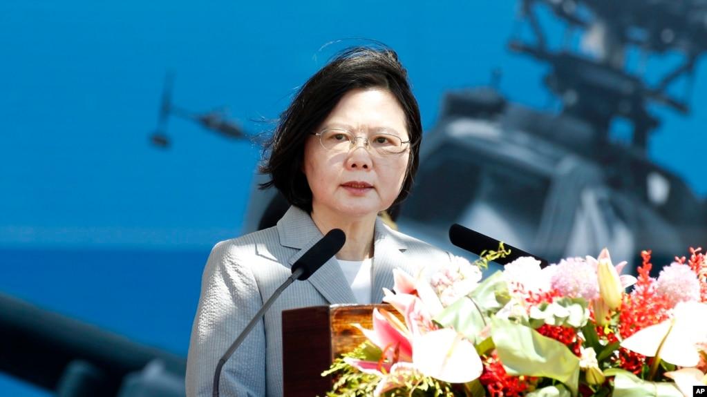 台灣總統蔡英文(資料照)