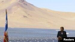 Chile tiene 29 granjas solares y otras 15 en proyecto.