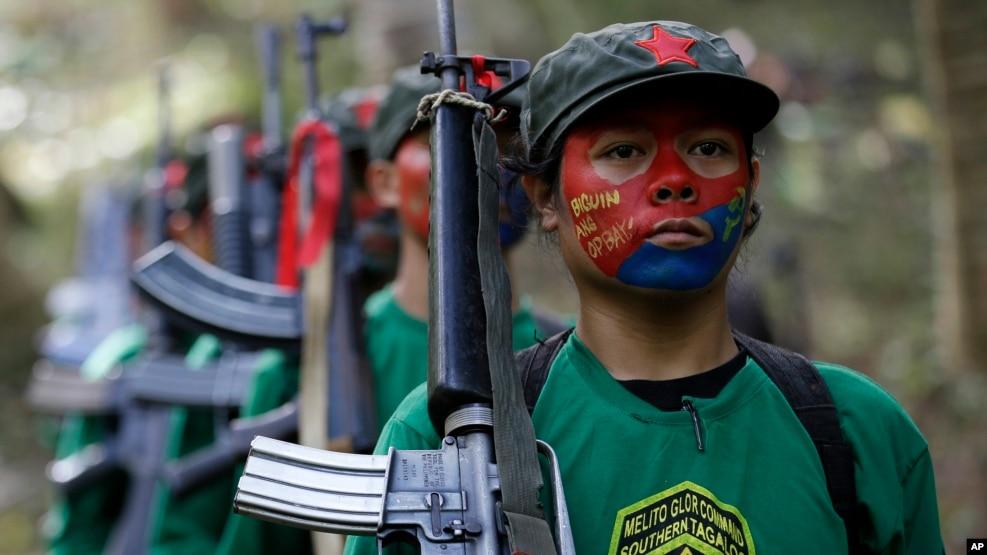 Cuộc nổi dậy của cộng sản Philippines được phát động vào năm 1968. Đó là một trong những cuộc nổi dậy kéo dài nhất trên thế giới và đã giết chết ít nhất 30.000 người.