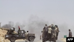 NATO təyyarələri Misrata yaxınlığında hədəflərə havadan hücum edib