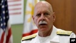 Đô đốc Scott Swift, Tư lệnh Hạm đội Thái Bình Dương của Hoa Kỳ.