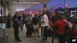 聯合航空因電腦故障令多班客機被迫停飛