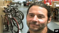 Chicago Businessman Frederick K. Day's efforts have put more than 70,000 durable bikes in some of the poorest places on the planet