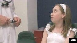 Romanyalı Çocuk Amerika'da Yapılan Göz Ameliyatıyla Hayata Döndü