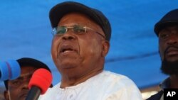 Congo opposition leader Etienne Tshisekedi died, Feb. 02, 2017, in Brussels, Belgium, of an undisclosed illness.