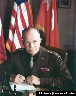 During World War II, Eisenhower did not think the U.S. should drop the atomic bombs. He believed Japan would surrender soon without them. And he believed the international standing of the U.S. would suffer.