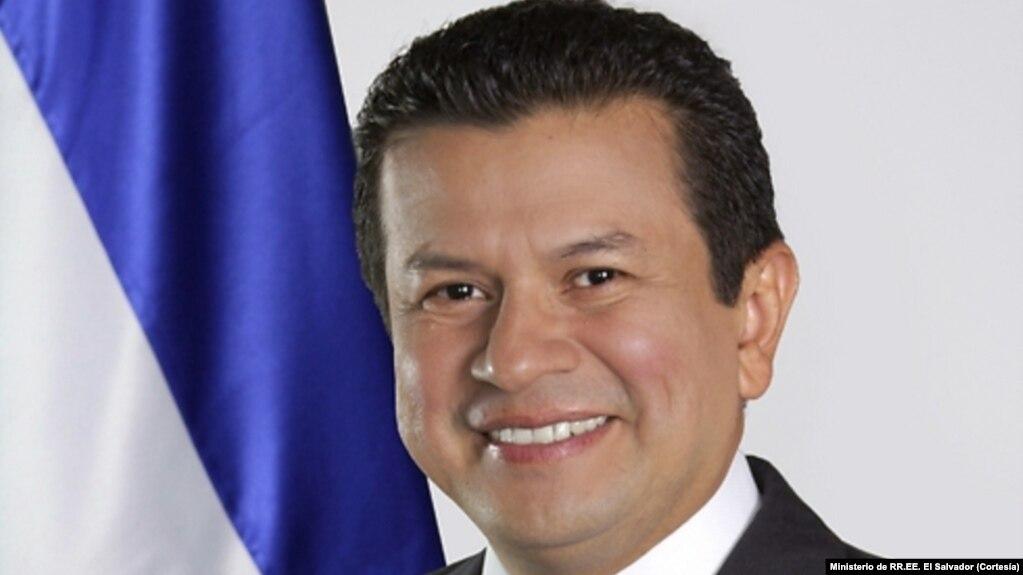 Canciller De El Salvador Cabildea En Washington Por El Tps
