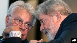 Lula Da Silva y Felipe Gonzalez opinaron que el presidente Nicolás Maduro debe dialogar con la oposición de su país.