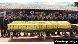 ဖမ္းဆီးရမိတဲ့ စိတ္ၾကြေဆးႏွင့္ပတ္သက္ၿပီး ထိုင္းအာဏာပုိင္ေတြက သတင္းစာရွင္းလင္းပြဲ ျပဳလုပ္ (bangkokbiznews)