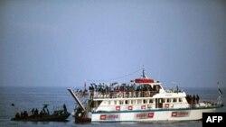 Рейд ізраїльських командос на турецьке судно