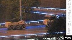 记者手记:在北京夜览国庆彩排