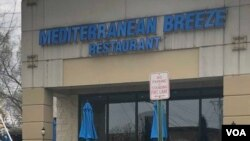 The Virginia Family owned restaurant Mediterranean Breeze faces possible failure due to coronavirus.