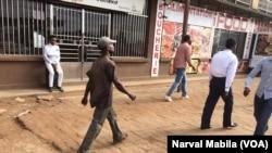 Lubumbashi, le 3 avril 2017. (VOA/Narval Mabila)