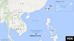 太平岛地理位置图
